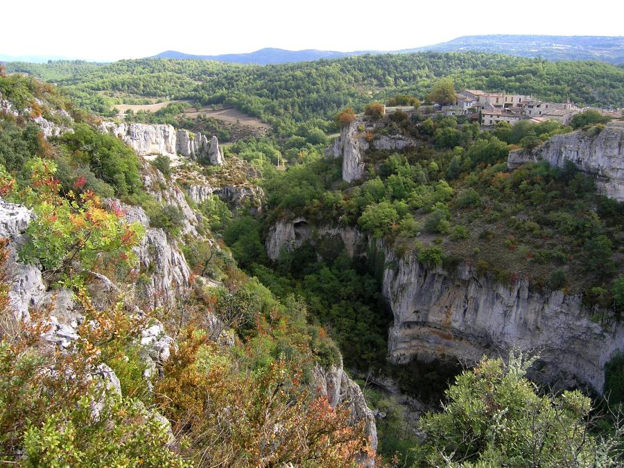 Confinement : Rando pédestre de la Montagne de Lure au Mont Vendoux