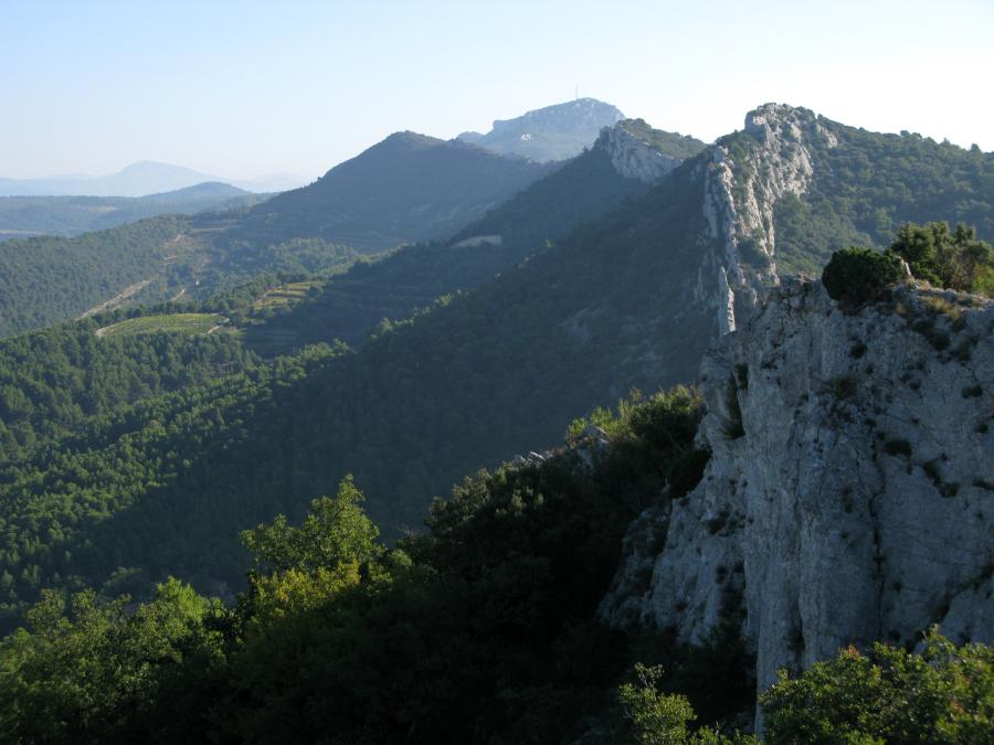 Confinement ! Rando de la montagne de Lure au Mont Ventoux