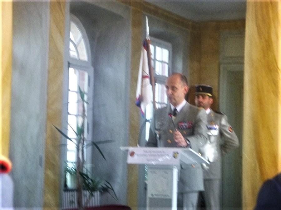 10 JUILLET 2020 - Prise de fonction du Général V.GIRAUD