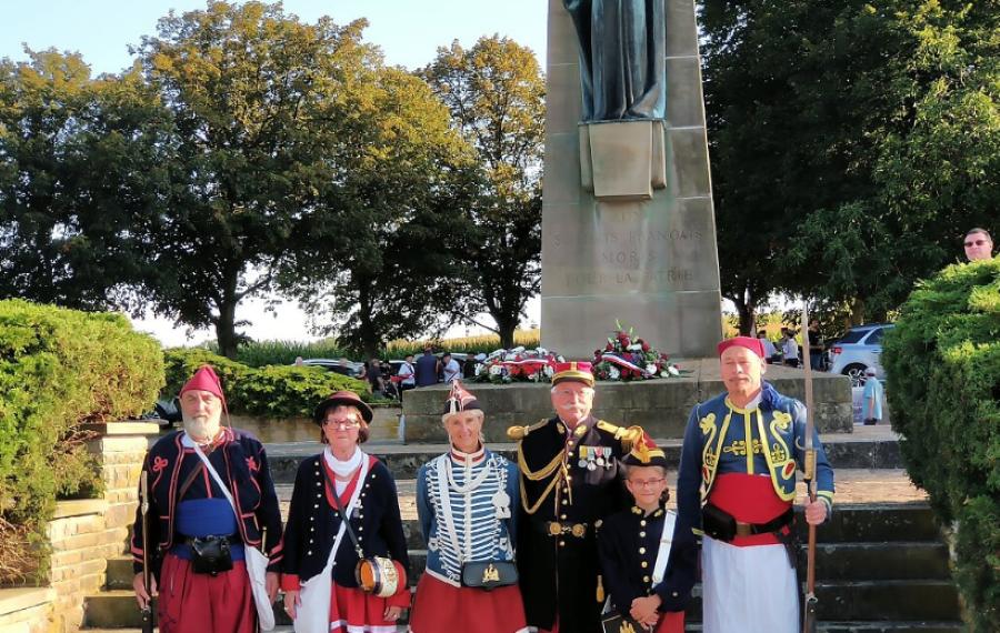 04.08.2020 - commémoration guerre de 1870