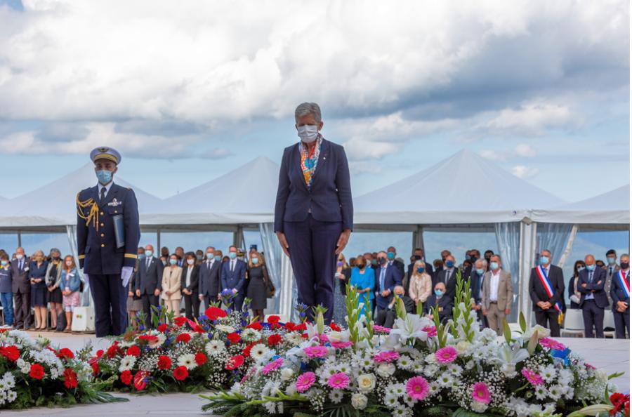 12.09.2021 - STRUTHOF - cérémonie internationale du Souvenir