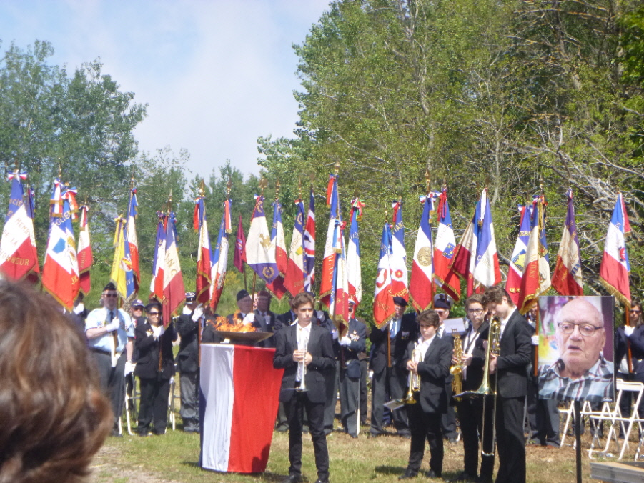 29 JUIN 2019 - CEREMONIE NATIONALE DU SOUVENIR