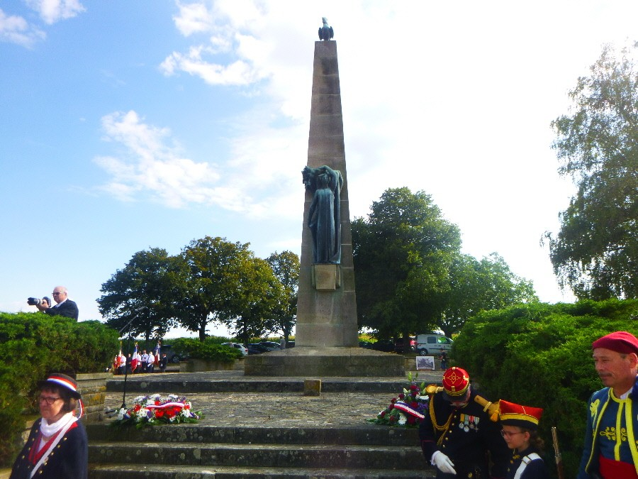 04.08.2020 Geisberg commémoration 1870