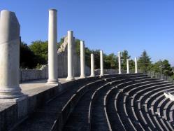 Vaison la romaine -  le theatre