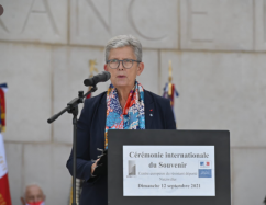 Discours de Mme Darrieusecq