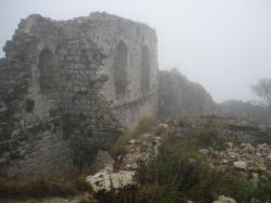 Roquefixade château