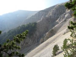 Montee mont ventoux par GR4