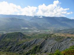 Vallee duJjabron montagne de Lure