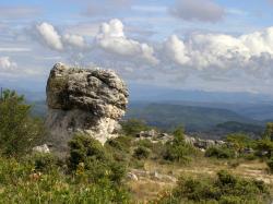 Les mourres site geologique