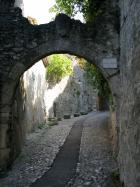 Vaison la romaine  - ruelle