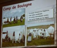Camp boulogne