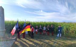 06.08.2020 cérémonie commémorative à FROESCHWILLER