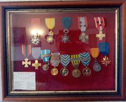 Leclerc medailles 1
