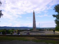 Geisberg - monument français