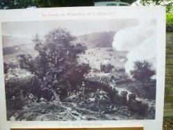 Image sur la bataille de Wissembourg