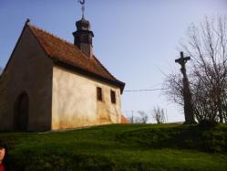 Gougenheim chapelle et croix
