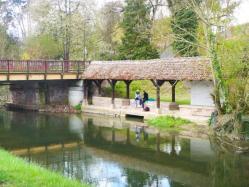 Canal de la Bruche - Lavoir