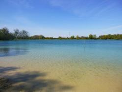 REICHSTETT  étang de pêche