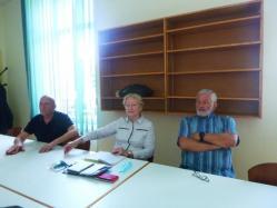7 Jul - Comité