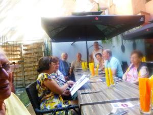 La Marseillaise - choix du menu